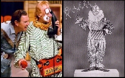 #Buffalo_Bob_And_Clarabell_the_Clown