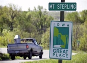 #Mt_Sterling_City_Limits_Sign