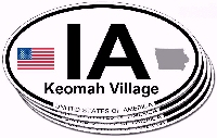 Keomahj Village Stickers.jpg